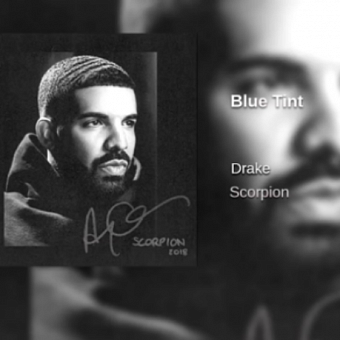 Drake - Blue Tint piano sheet music