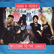 Guns N' Roses - Welcome To The Jungle piano sheet music