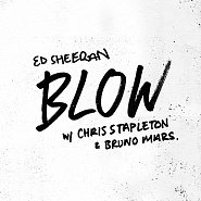 Ed Sheeran and etc - BLOW piano sheet music
