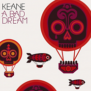 Keane - A Bad Dream piano sheet music