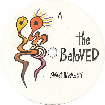 The Beloved - Sweet Harmony piano sheet music