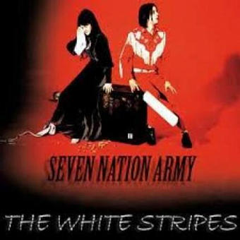 The White Stripes - Seven Nation Army piano sheet music