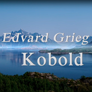 Edvard Hagerup Grieg - Lyric Pieces op.71 No. 3 'Kobold' piano sheet music