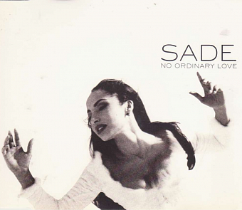 Sade - No Ordinary Love piano sheet music