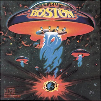 Boston - More Than a Feeling piano sheet music