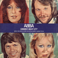 ABBA - Summer Night City piano sheet music