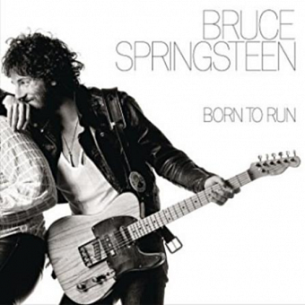 Bruce Springsteen - Born to Run piano sheet music