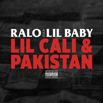Lil Baby, Ralo - Lil Cali & Pakistan piano sheet music