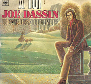 Joe Dassin - À toi piano sheet music