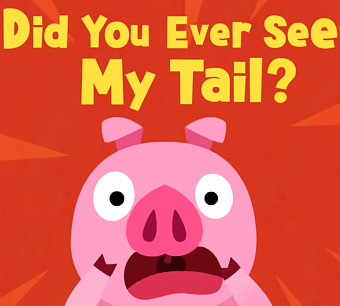 Pinkfong - Did You Ever See My Tail? piano sheet music