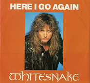 Whitesnake - Here I Go Again piano sheet music