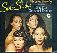 Sister Sledge - We Are Family piano sheet music