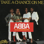 ABBA - Take A Chance On Me piano sheet music