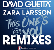 David Guetta and etc - This One's For You (Official Song UEFA EURO 2016) piano sheet music