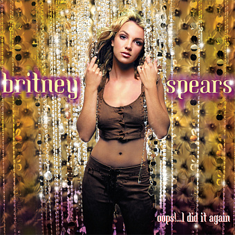 Britney Spears - Oops!...I Did It Again piano sheet music