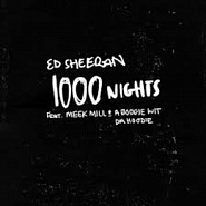 Ed Sheeran and etc - 1000 Nights  piano sheet music