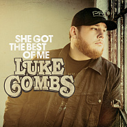 Luke Combs - She Got the Best of Me piano sheet music