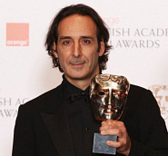 Alexandre Desplat piano sheet music