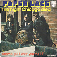 Paper Lace - The Night Chicago Died piano sheet music