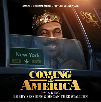Bobby Sessions, Megan Thee Stallion - I'm A King piano sheet music
