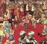 Band Aid - Do they Know it's Christmas piano sheet music