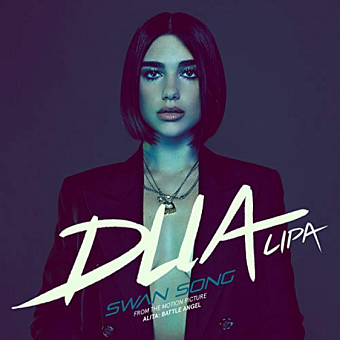 Dua Lipa - Swan Song (From the Motion Picture Alita: Battle Angel) piano sheet music