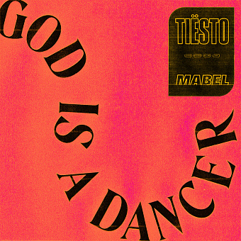 Tiësto, Mabel - God Is a Dancer piano sheet music