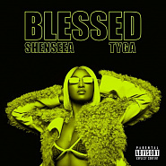 Shenseea - Blessed piano sheet music