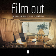BTS - Film out piano sheet music