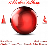 Modern Talking - Only Love Can Break My Heart piano sheet music
