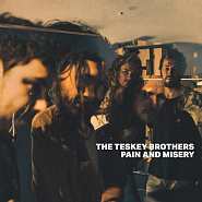 The Teskey Brothers - Pain and Misery piano sheet music