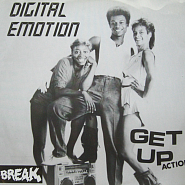 Digital Emotion - Get Up Action piano sheet music