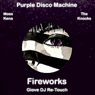Purple Disco Machine and etc - Fireworks piano sheet music