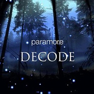 Paramore - Decode piano sheet music