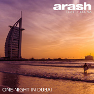 Arash and etc - One Night in Dubai piano sheet music