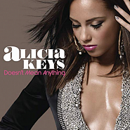 Alicia Keys - Doesn't Mean Anything piano sheet music