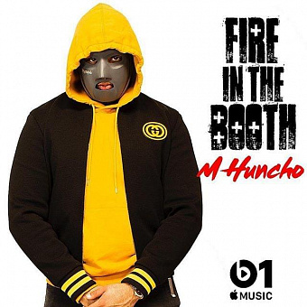M Huncho - Fire in the Booth, Pt.1 piano sheet music