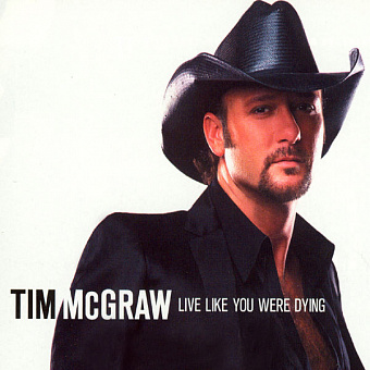 Tim McGraw - Live Like You Were Dying piano sheet music