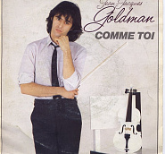 Jean-Jacques Goldman - Comme Toi piano sheet music