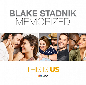 Blake Stadnik - Memorized (From This Is Us) piano sheet music