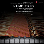 Nino Rota - A time for us piano sheet music