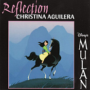 Christina Aguilera - Reflection piano sheet music
