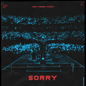 Alan Walker, ISÁK - Sorry piano sheet music