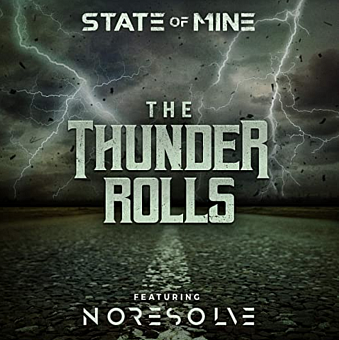 State Of Mine, No Resolve - The Thunder Rolls piano sheet music