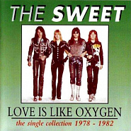 Sweet - Love Is Like Oxygen piano sheet music