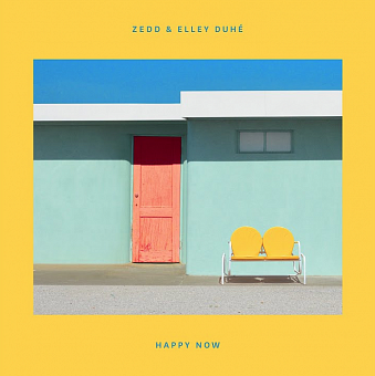 Zedd, Elley Duhé - Happy Now piano sheet music