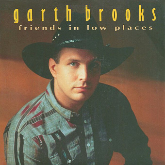 Garth Brooks - Friends in Low Places piano sheet music