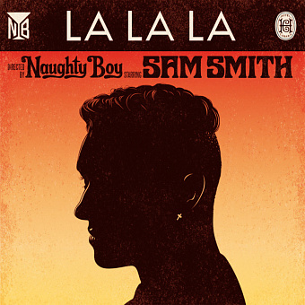 Naughty Boy, Sam Smith - La La La piano sheet music
