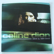 Celine Dion - I Drove All Night piano sheet music