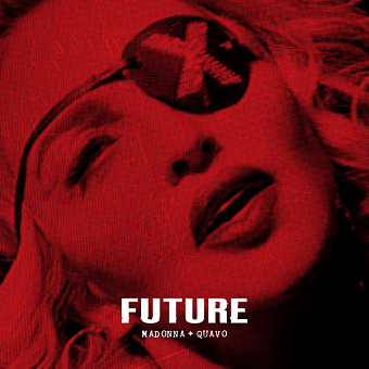 Madonna, Quavo - Future piano sheet music